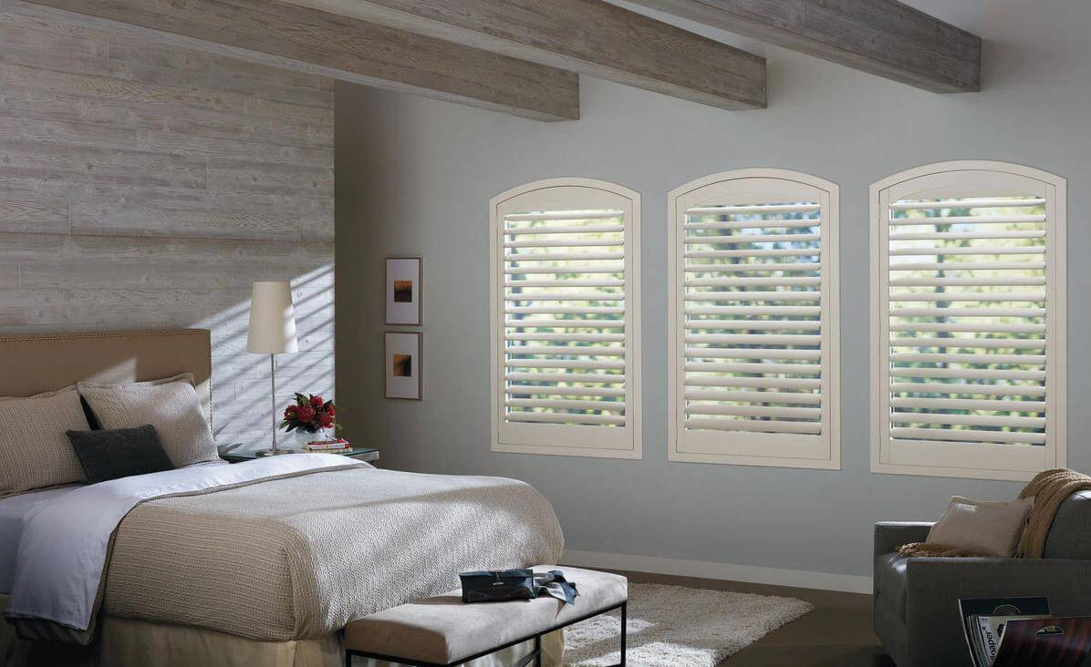 Privacy please i love plantation shutters residential for Alternative to plantation shutters