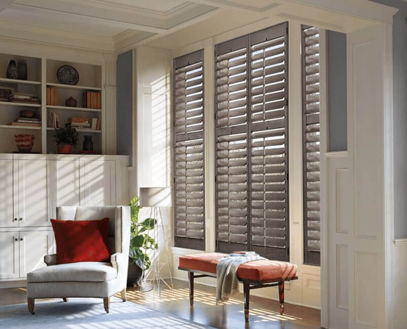 Privacy Please I love Plantation Shutters Residential Design