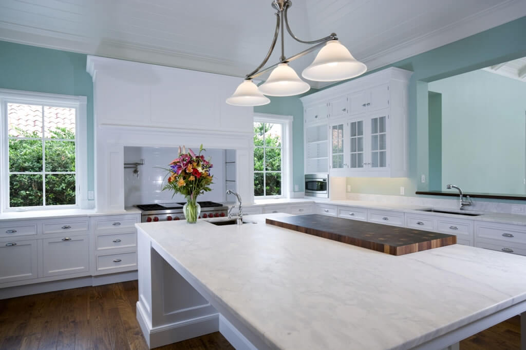 Granite Vs. Quartz | Residential Design Services