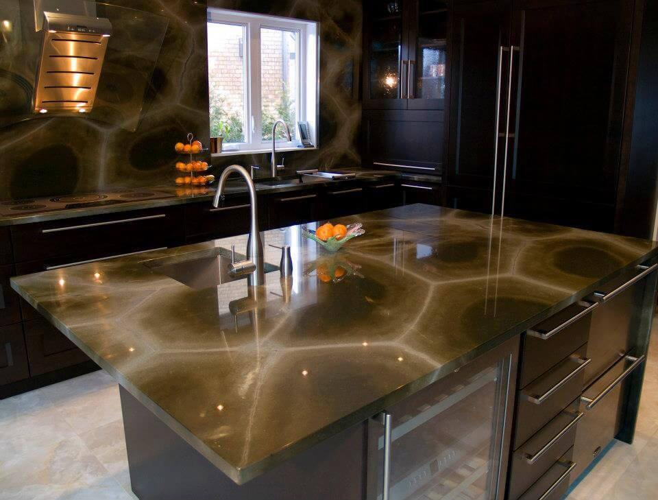 Creating Your Own Unique Design. Granite Countertops ...