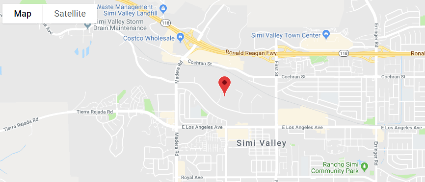 Simi Valley Shasta Location