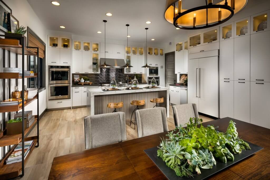 Transitional-Eclectic Kitchen | Residential Design Services