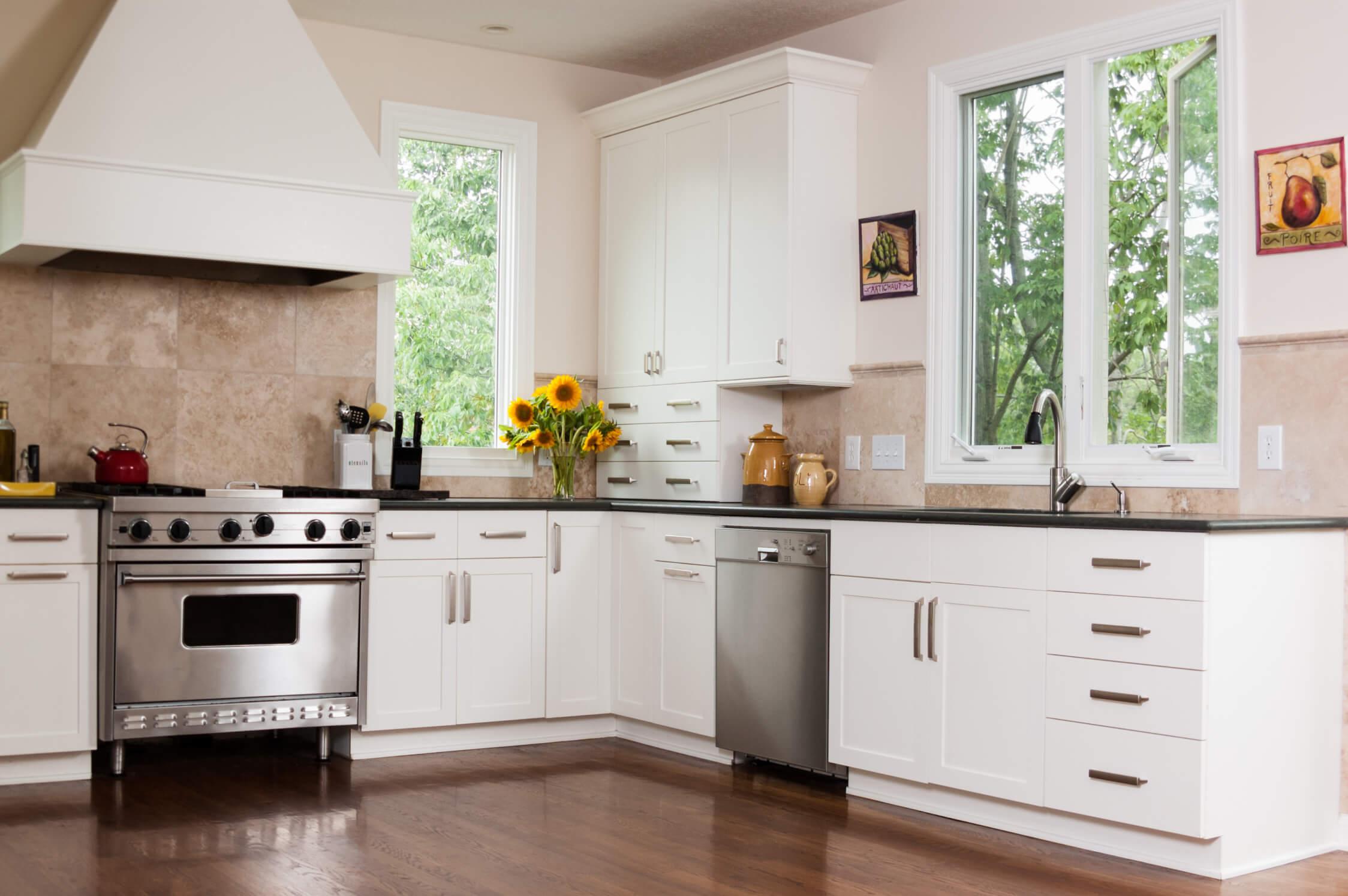 Farmhouse Kitchen-Modern