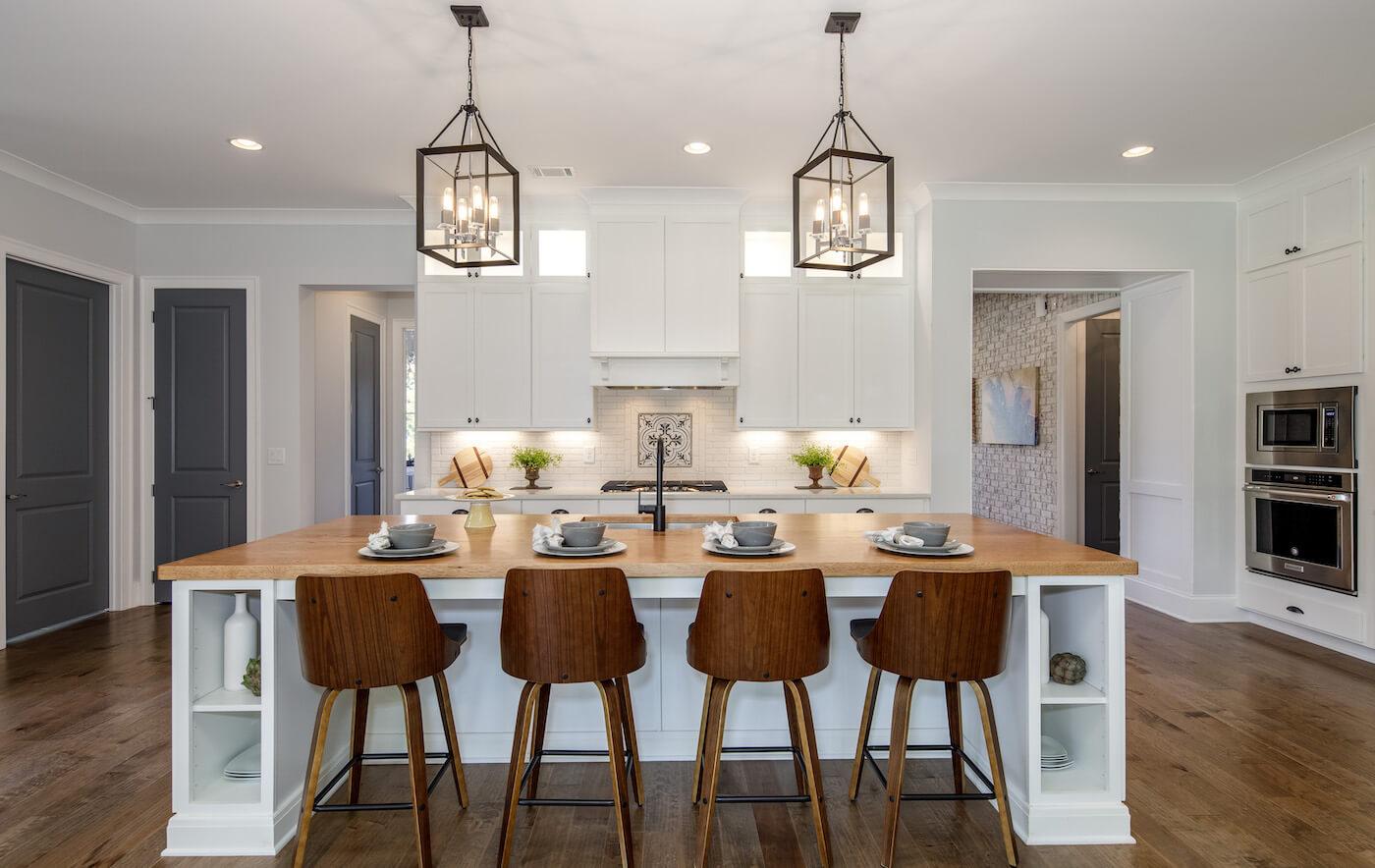 Remodeling, Kitchen remodel